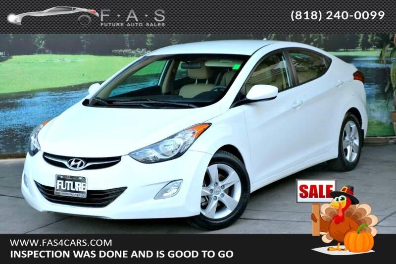 2013 Hyundai Elantra for sale at Best Car Buy in Glendale CA
