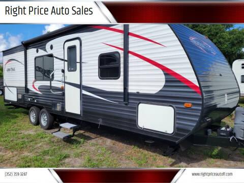 2015 Dutchmen ASPEN TRAIL for sale at Right Price Auto Sales - Waldo Rvs in Waldo FL