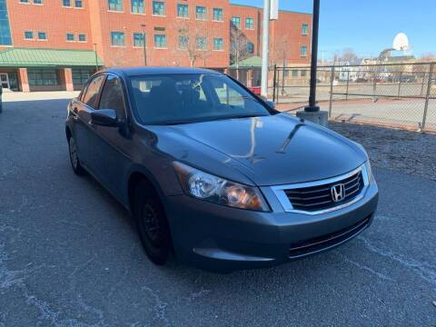2009 Honda Accord for sale at EBN Auto Sales in Lowell MA