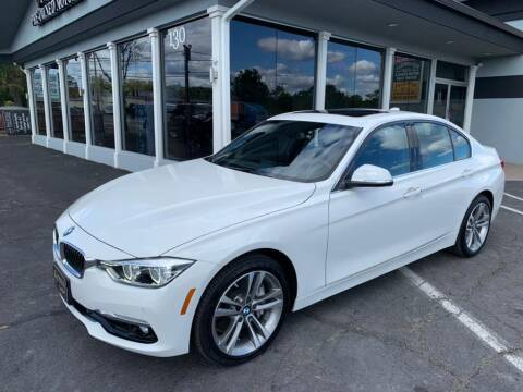 2018 BMW 3 Series for sale at Prestige Pre - Owned Motors in New Windsor NY