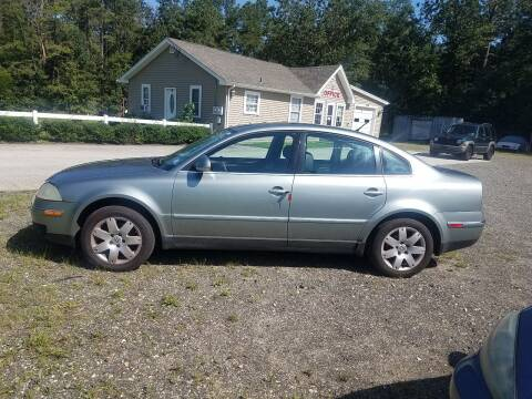 2005 Volkswagen Passat for sale at MIKE B CARS LTD in Hammonton NJ