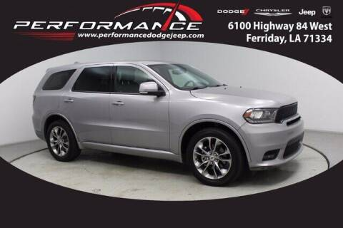 2020 Dodge Durango for sale at Auto Group South - Performance Dodge Chrysler Jeep in Ferriday LA