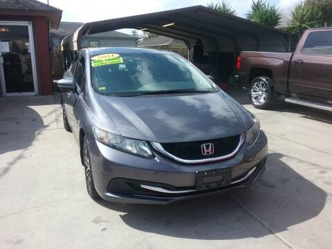 2014 Honda Civic for sale at Express AutoPlex in Brownsville TX