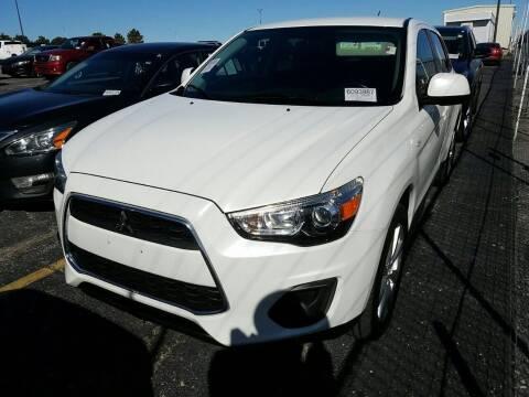 2014 Mitsubishi Outlander Sport for sale at FLORIDA CAR TRADE LLC in Davie FL