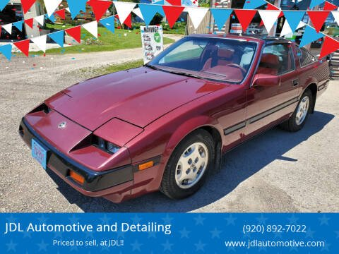 1985 Nissan 300ZX for sale at JDL Automotive and Detailing in Plymouth WI