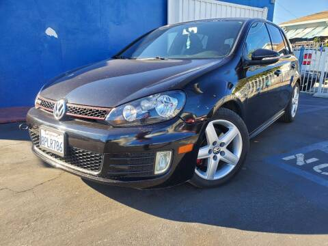 2011 Volkswagen GTI for sale at GENERATION 1 MOTORSPORTS #1 in Los Angeles CA