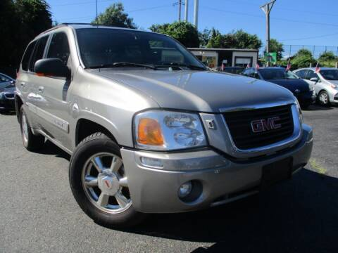 2002 GMC Envoy for sale at Unlimited Auto Sales Inc. in Mount Sinai NY