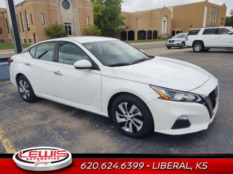 2020 Nissan Altima for sale at Lewis Chevrolet Buick of Liberal in Liberal KS