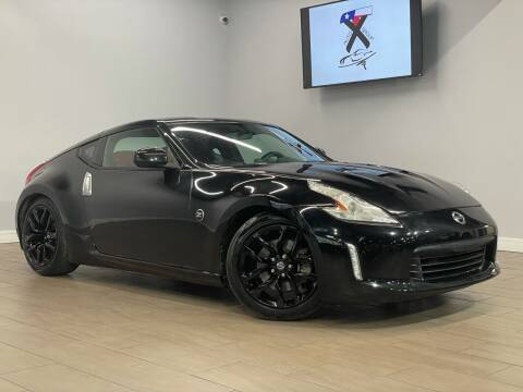 2016 Nissan 370Z for sale at TX Auto Group in Houston TX