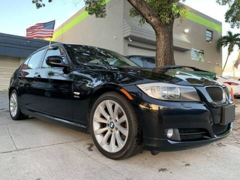2009 BMW 3 Series for sale at Boss Automotive in Hollywood FL
