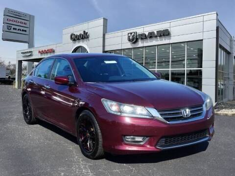 2013 Honda Accord for sale at Ron's Automotive in Manchester MD