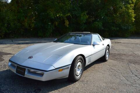 1986 Chevrolet Corvette for sale at Mobility Motors LLC - Cars in Battle Creek MI