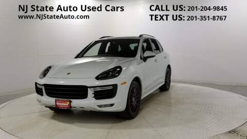 2016 Porsche Cayenne for sale at NJ State Auto Auction in Jersey City NJ