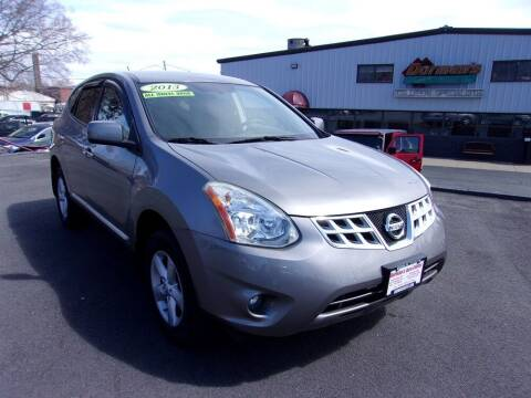 2013 Nissan Rogue for sale at Dorman's Auto Center inc. in Pawtucket RI