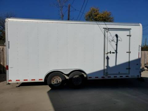 2004 Wells Cargo 24FT Enclosed Trailer for sale at Kell Auto Sales, Inc - Grace Street in Wichita Falls TX