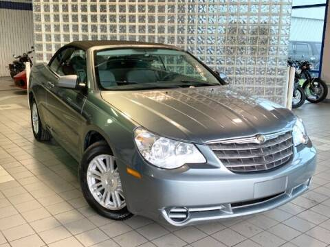2008 Chrysler Sebring for sale at iAuto in Cincinnati OH