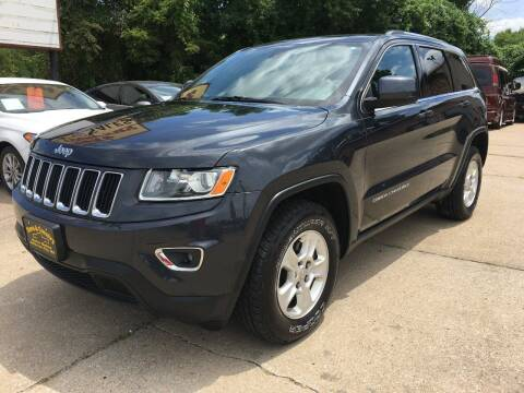 2014 Jeep Grand Cherokee for sale at Town and Country Auto Sales in Jefferson City MO