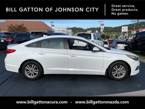 2016 Hyundai Sonata for sale at Bill Gatton Used Cars - BILL GATTON ACURA MAZDA in Johnson City TN