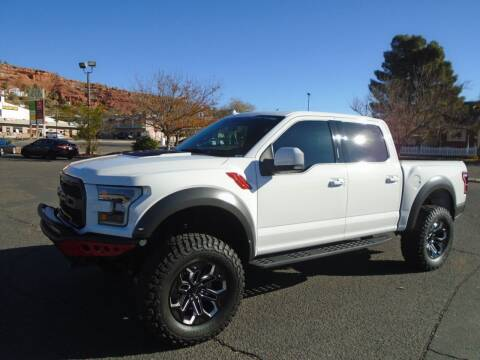 2020 Ford F-150 for sale at Team D Auto Sales in St George UT
