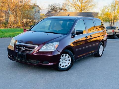 2007 Honda Odyssey for sale at Y&H Auto Planet in West Sand Lake NY