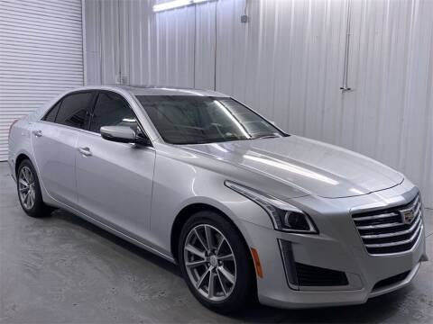 2018 Cadillac CTS for sale at JOE BULLARD USED CARS in Mobile AL
