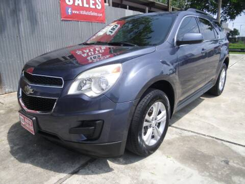 2014 Chevrolet Equinox for sale at 183 Auto Sales in Lockhart TX