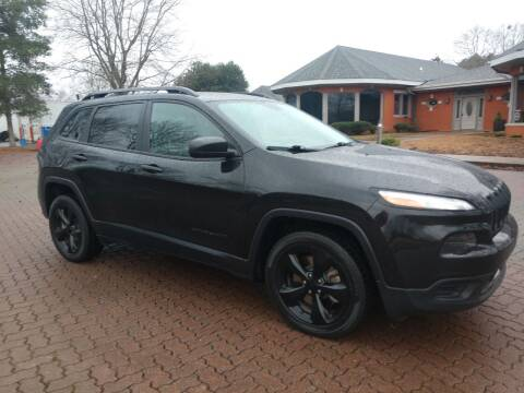 2016 Jeep Cherokee for sale at CARS PLUS in Fayetteville TN