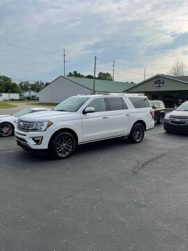 2019 Ford Expedition MAX for sale at Austin Auto in Coldwater MI