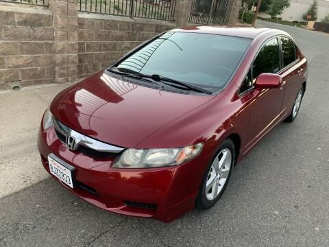 2011 Honda Civic for sale at Eco Auto Deals in Sacramento CA