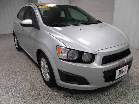 2016 Chevrolet Sonic for sale at LaFleur Auto Sales in North Sioux City SD