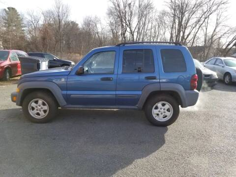 2006 Jeep Liberty for sale at Balfour Motors in Agawam MA