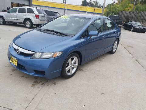 2009 Honda Civic for sale at GS AUTO SALES INC in Milwaukee WI