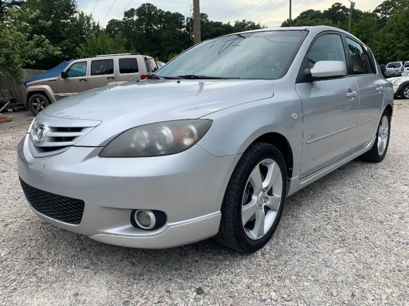 2005 Mazda MAZDA3 for sale at Deme Motors in Raleigh NC