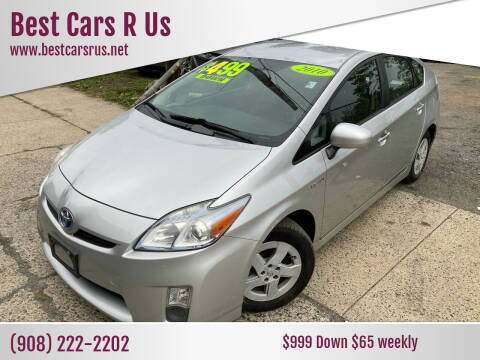 2010 Toyota Prius for sale at Best Cars R Us in Plainfield NJ