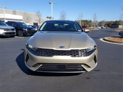 2021 Kia K5 for sale at Lou Sobh Kia in Cumming GA