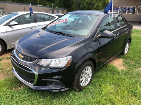 2018 Chevrolet Sonic for sale at Car Guys in Lenoir NC
