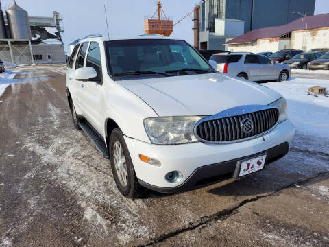 2006 Buick Rainier for sale at J & S Auto Sales in Thompson ND