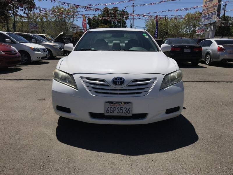 2009 Toyota Camry for sale at EXPRESS CREDIT MOTORS in San Jose CA