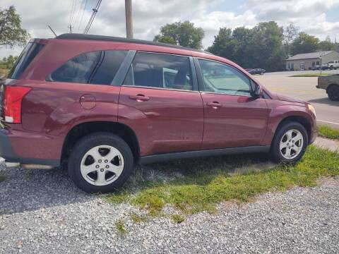 2008 Suzuki XL7 for sale at Magic Ride Auto Sales in Elizabethton TN