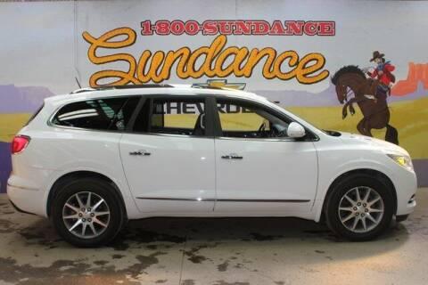 2017 Buick Enclave for sale at Sundance Chevrolet in Grand Ledge MI