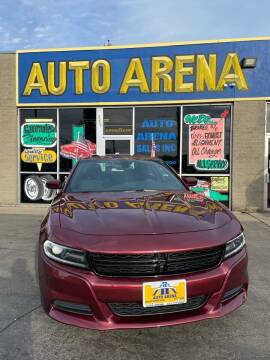 2020 Dodge Charger for sale at Auto Arena in Fairfield OH