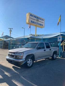 2005 Chevrolet Colorado for sale at Borrego Motors in El Paso TX