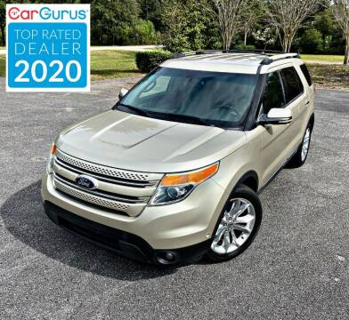 2011 Ford Explorer for sale at Brothers Auto Sales of Conway in Conway SC