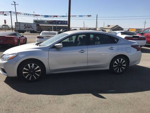 2018 Nissan Altima for sale at First Choice Auto Sales in Bakersfield CA