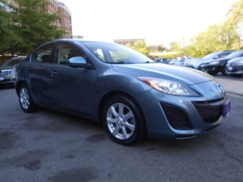 2011 Mazda MAZDA3 for sale at H & R Auto in Arlington VA