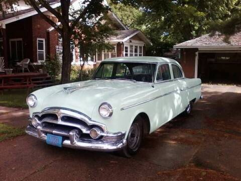 1954 Packard Clipper for sale at Classic Car Deals in Cadillac MI