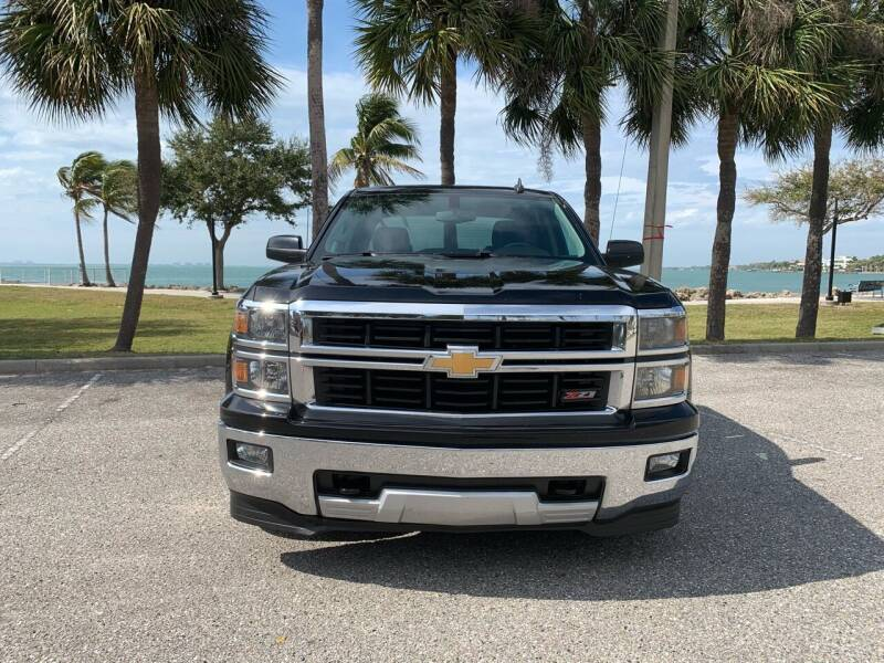 2015 Chevrolet Silverado 1500 for sale at Auto Outlet of Sarasota in Sarasota FL