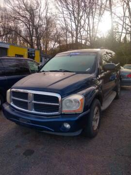 2005 Dodge Durango for sale at Cheap Auto Rental llc in Wallingford CT