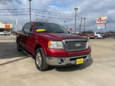 2008 Ford F-150 for sale at Russell Smith Auto in Fort Worth TX