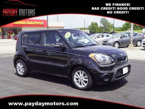 2013 Kia Soul for sale at Payday Motors in Wichita And Topeka KS